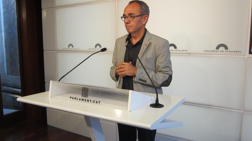 """SíQueEsPot cree que la vía exprés para la ley de 'desconexión' """"pisa"""" derechos parlamentarios"""