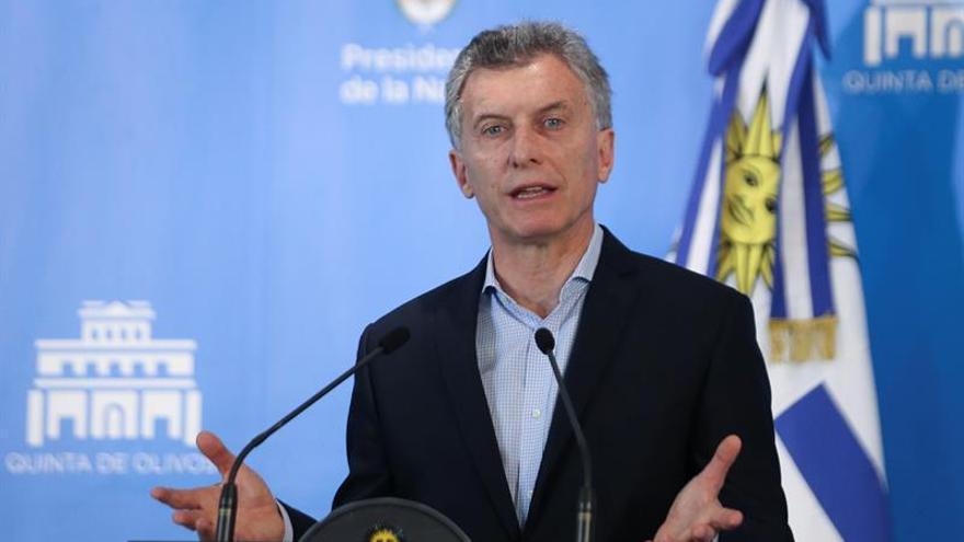 """Gobierno de Argentina lanza """"compromiso social"""" contra las adicciones"""