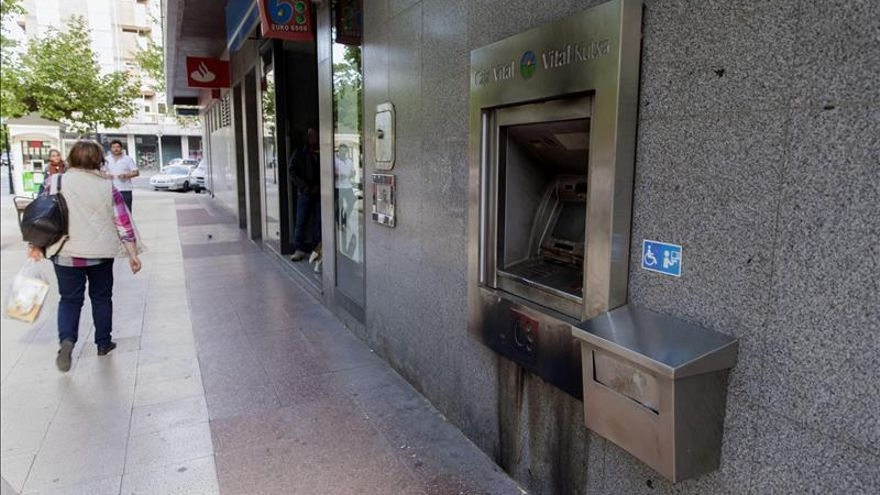 Juventudes de la izquierda abertzale asume los ataques a entidades bancarias