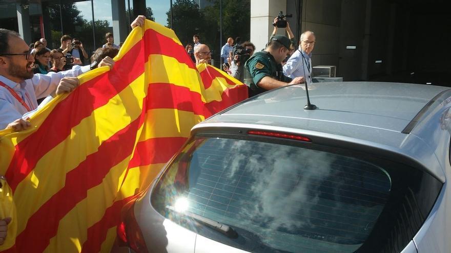 La Guardia Civil detiene al director de Estrategia del CTTI en su casa