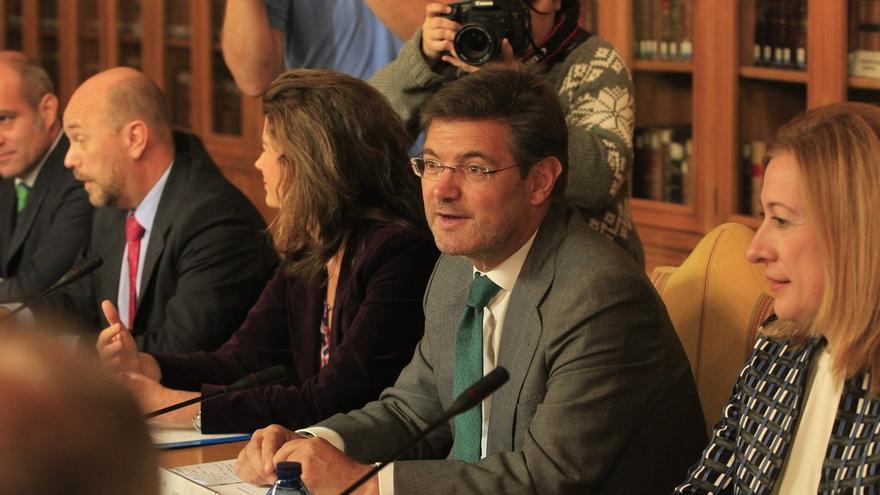 Catalá dice que no hace falta reformar la Constitución para cambiar la financiación ni para blindar competencias