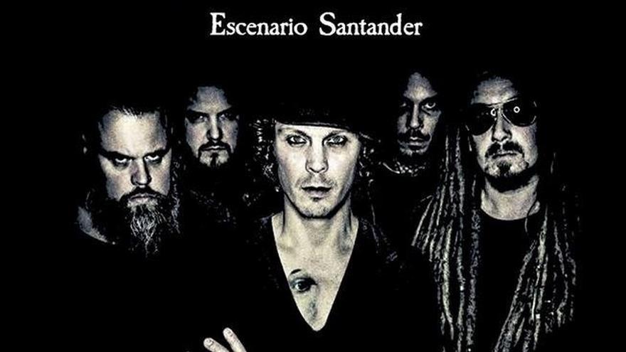 HIM vende en 24 horas el 60% del aforo para su concierto en Escenario Santander