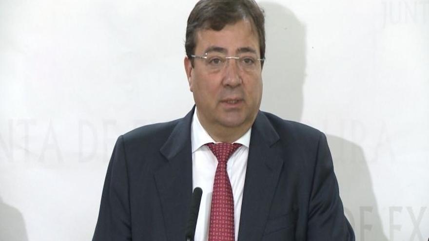 Vara critica que los territorios alteren las cuentas del país y que Extremadura salga mal parada en los Presupuestos