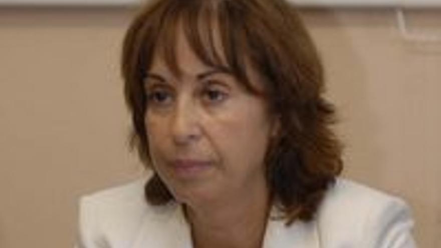 María del Pino Torres, alcaldesa de San Bartolomé.