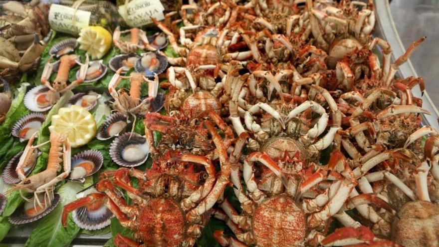 La Itsaski Azoka de Zierbena servirá más de 5.000 kilos de marisco este fin de semana