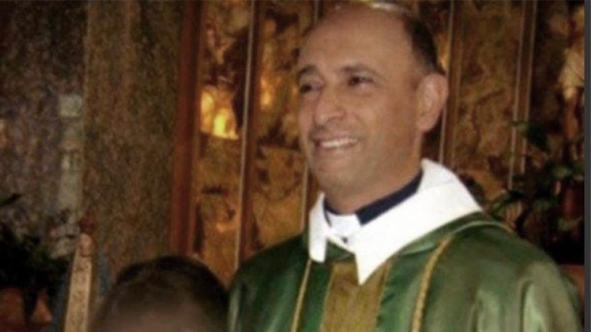 El ex cura Carlos José, acusado de abuso sexual