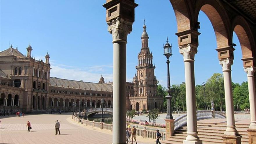 Plaza de España, EP