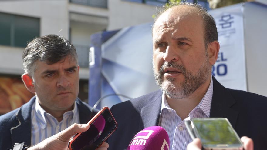 """Guijarro: """"La única explicación que encontramos está en la situación interna de Podemos"""""""