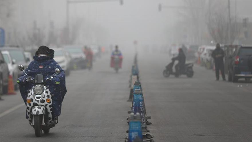 China aprueba una ley de tasas medioambientales para atajar la contaminación