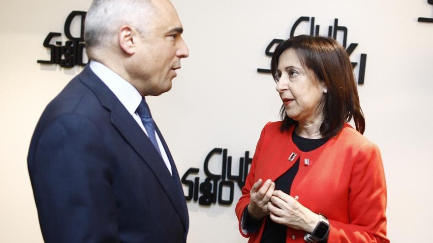 Lastra y Simancas acompañarán a Margarita Robles al frente del Grupo Socialista en el Congreso