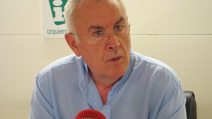 """(Ampl.) IU-ICV rechaza el 'banco malo' del Gobierno porque busca """"socializar la estafa"""""""