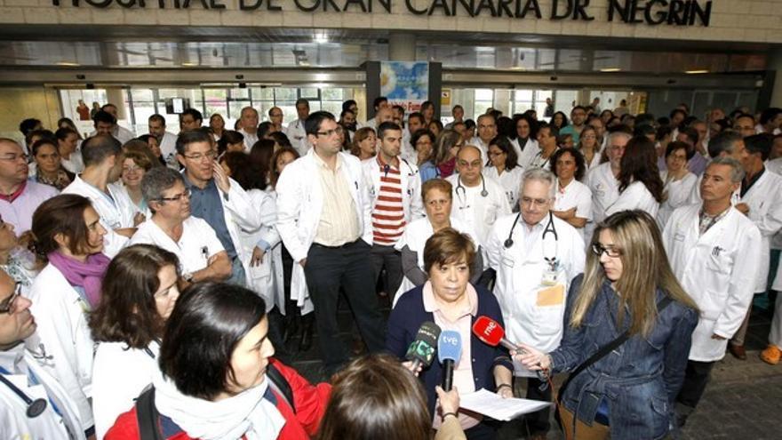De la concentración de médicos #6