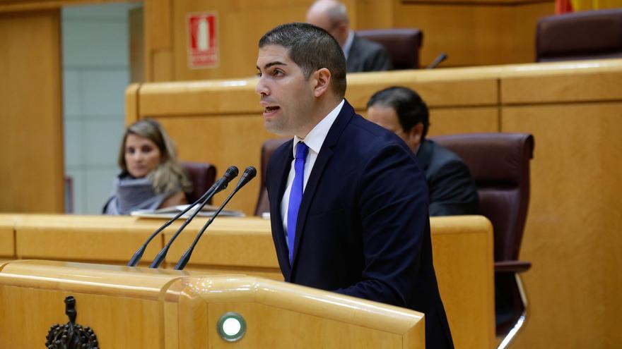 Pablo Rodríguez Cejas, senador de AHI-CC