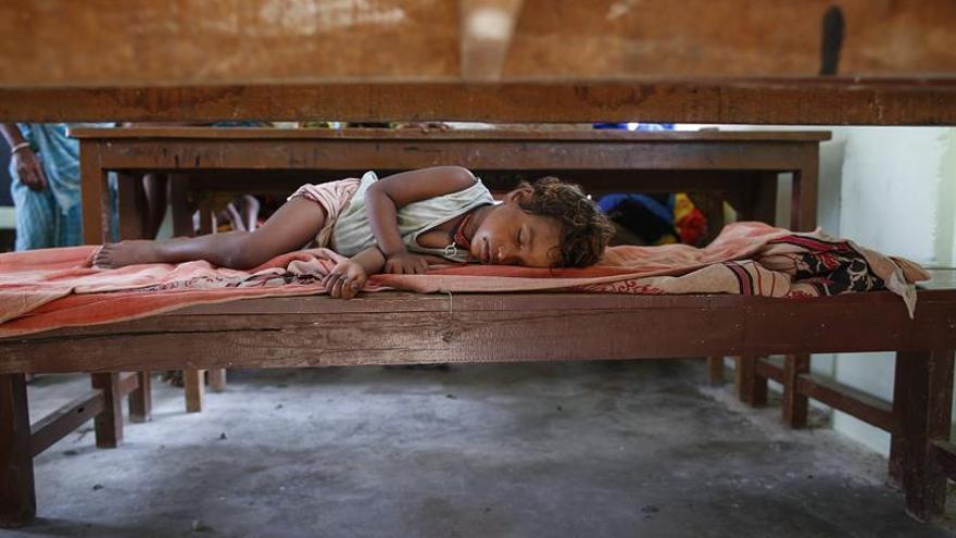 El monzón está generando una nueva crisis humanitaria en el sur de Asia