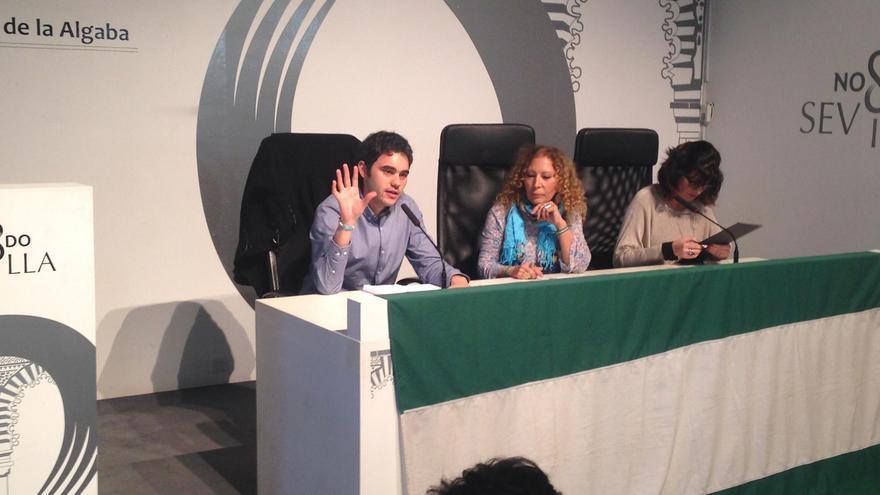 Reunión para la firma del Manifiesto 'Andalucía como la que más'