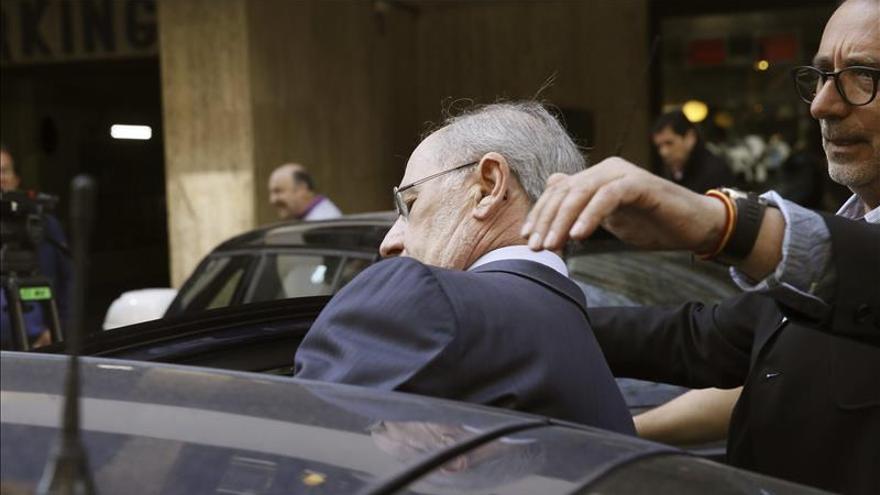 Un juzgado de Madrid investigará el 'caso Rato' y no la Audiencia Nacional