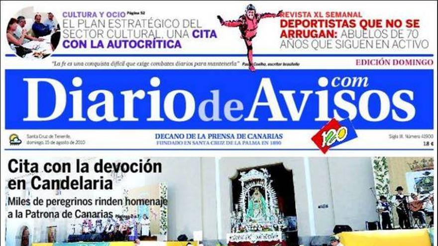 De las portadas del día (15/08/2010) #3