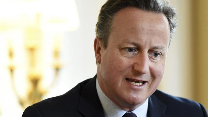 """Cameron dice que la corrupción es """"el enemigo del progreso"""""""