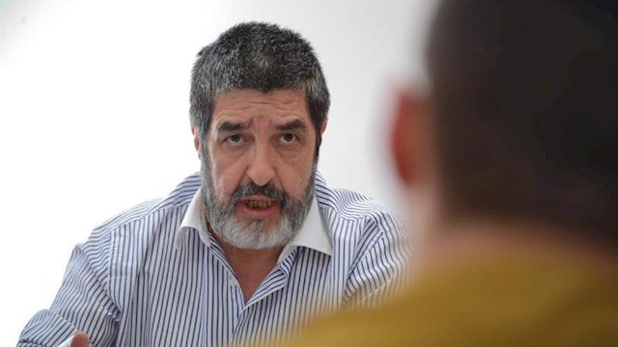 Manuel Mitadiel, en una imagen de archivo.