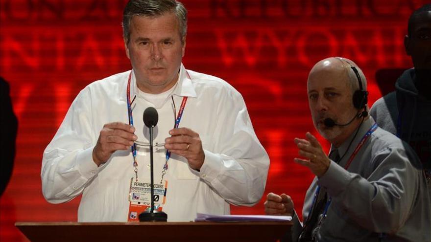 Jeb Bush decidirá a finales de año sobre su candidatura a la Casa Blanca