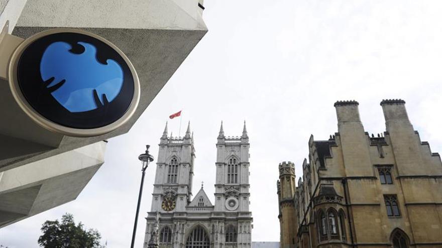 El beneficio atribuido del Barclays baja el 56 % el primer trimestre
