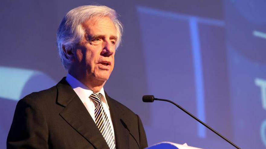 El presidente de Uruguay destaca que la economía se beneficia del diálogo social