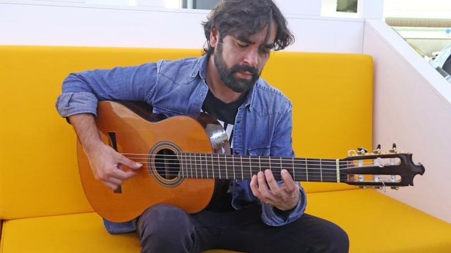 """""""La música brasileña es fuente de inspiración para todos"""": Daniel Casares"""