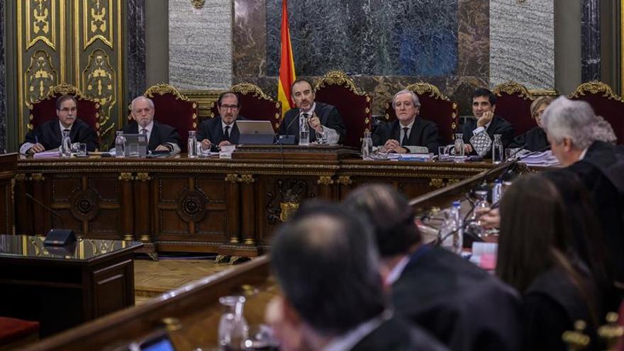 """El número 2 de la investigación policial del 1-O reanuda el juicio del """"procés"""""""