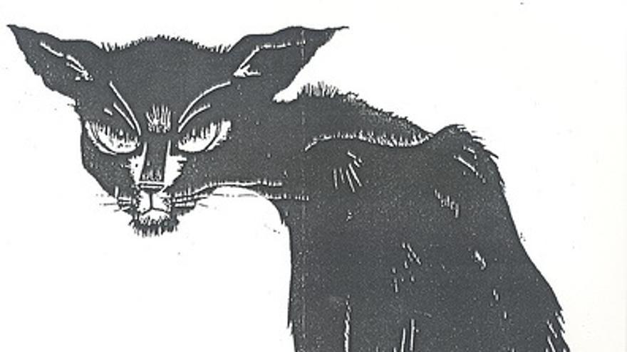 ¿Alguien ha visto a un lindo gatito?