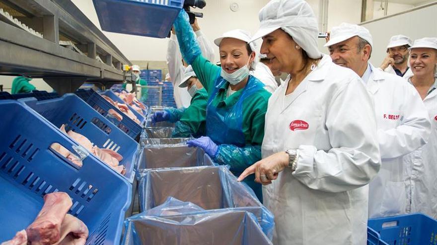 Báñez: Las pensiones y el bienestar sólo se garantizan con nuevos empleos
