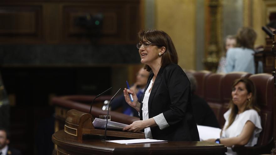 """Soraya Rodríguez dice que hasta ahora el PSOE ha defendido el CETA de quienes lo criticaban """"con eslóganes"""""""