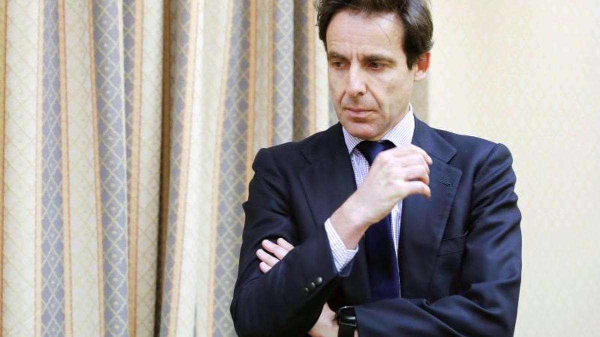 López Madrid, en una imagen de archivo.
