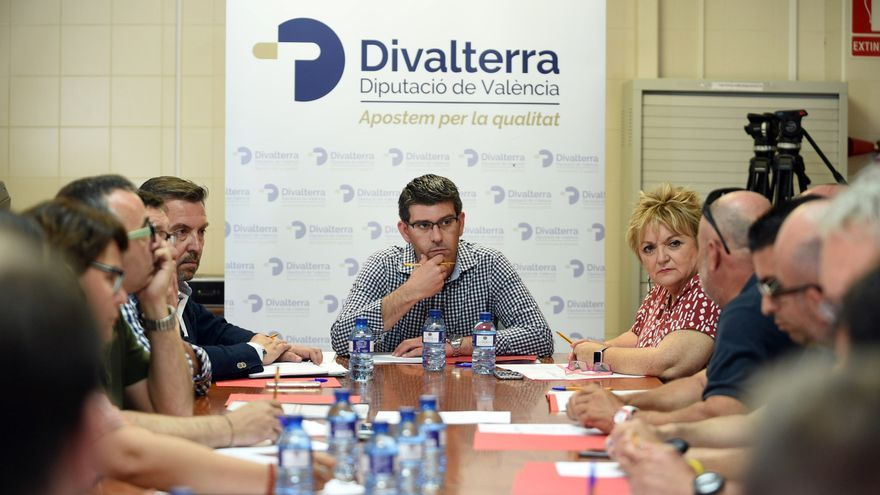 Jorge Rodríguez es presidente del consejo de administración de Divalterra