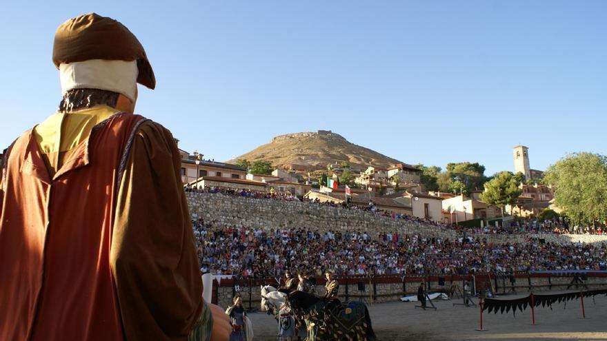 El Festival Medieval de Hita, declarado Bien de Interés Cultural