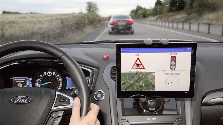 Ford desarrolla este trabajo para UK Autodrive, la entidad de pruebas de vehículo conectado y autónomo más destacada del Reino Unido.