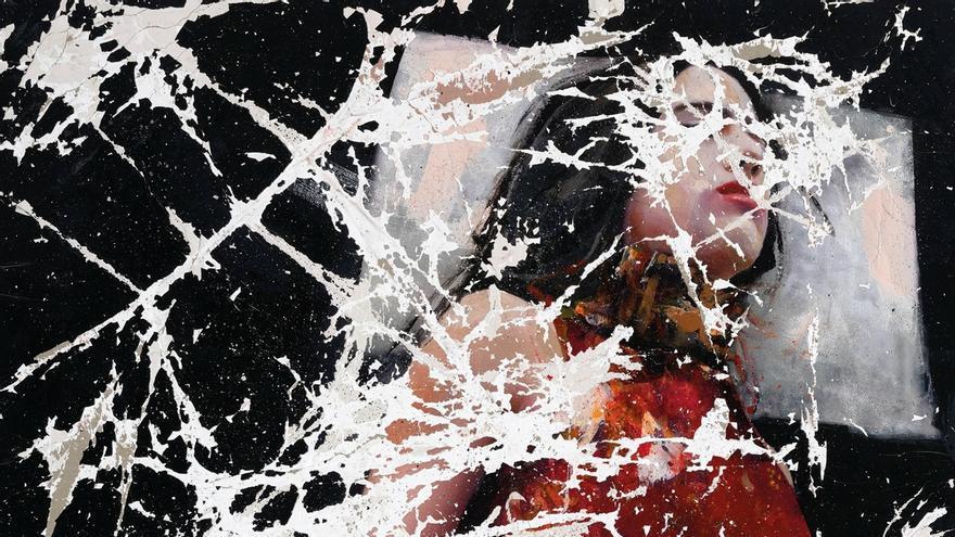 La Bienal de Flamenco presenta el cartel de su XXI edición, obra de Lita Cabellut