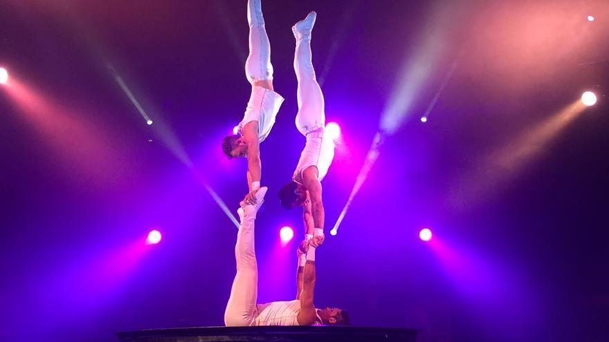 "El Circo Quimera vuelve con un espectáculo ""único"" con 20 artistas de seis nacionalidades"