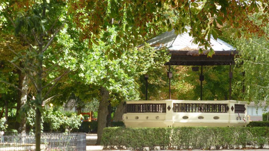Otro paso para ser Patrimonio de la Humanidad: dos millones de euros para remodelar el Parque de la Alameda de Sigüenza