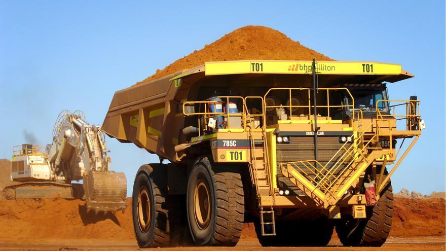 El aumento de los costes en la minería australiana beneficiará a Sudamérica