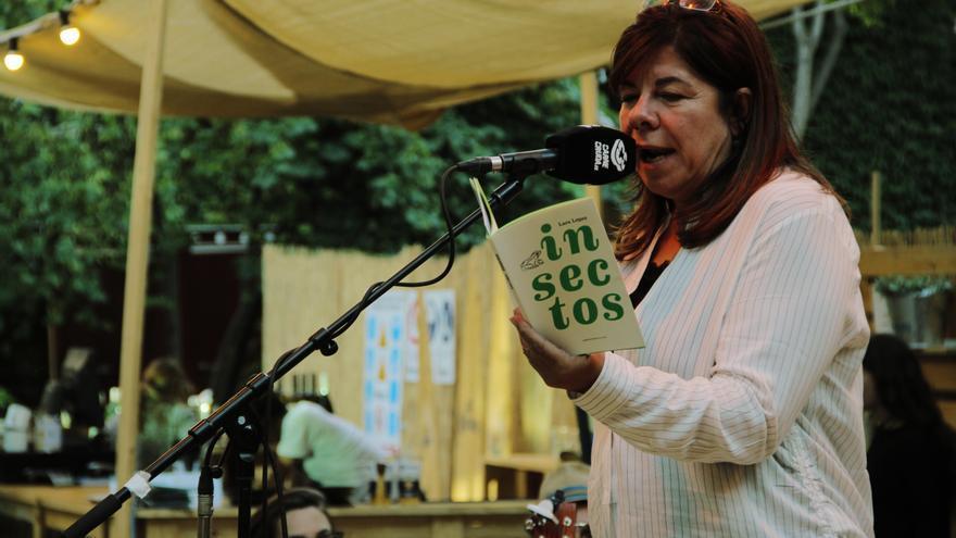 Lara López en Carne Cruda