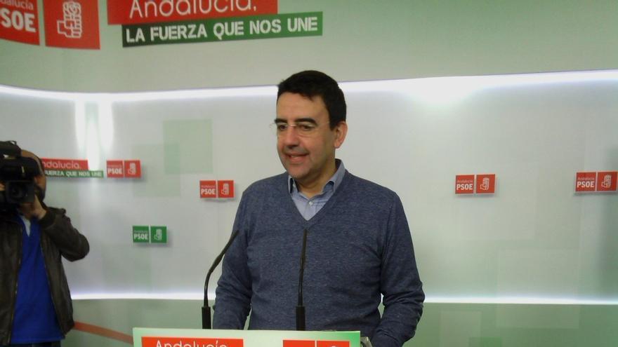 """PSOE-A asegura que las provincias """"son soberanas"""" al plantear listas y destaca la """"importante renovación"""""""