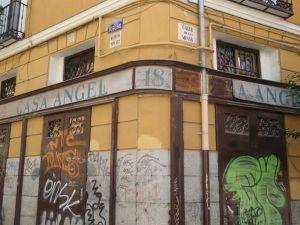 Casa Ángel cerrada | L.C.
