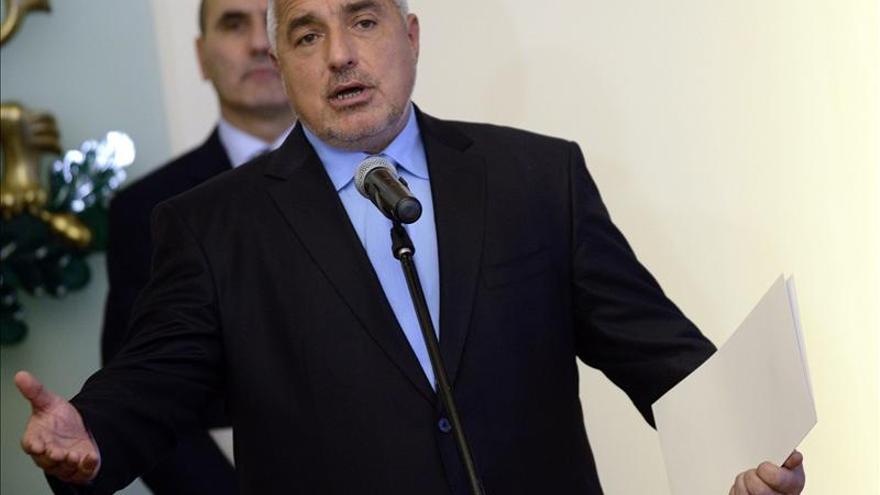 Borisov recibe el respaldo del Parlamento para un nuevo mandato en Bulgaria