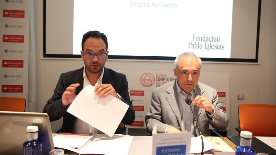 El PSOE pide al Congreso que rechace el veto del Gobierno a la proposición de ley para subir las pensiones