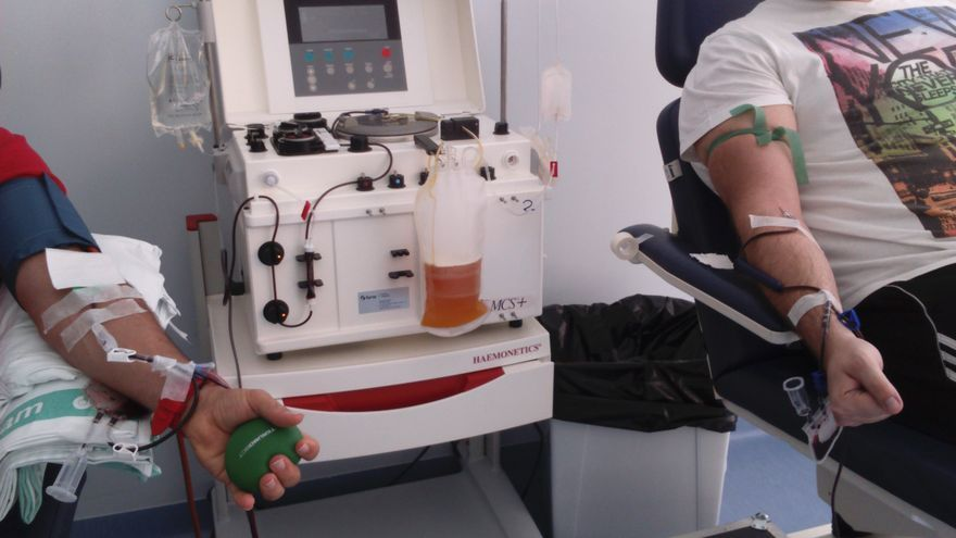 El Hospital de Ciudad Real se suma a un ensayo clínico para tratar el coronavirus con plasma hiperinmune