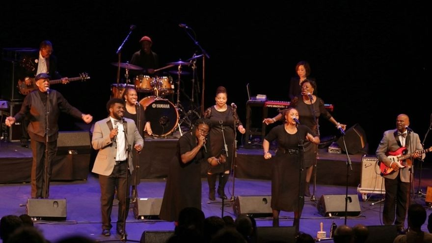 El gospel vuelve al Palacio de Festivales por Navidad