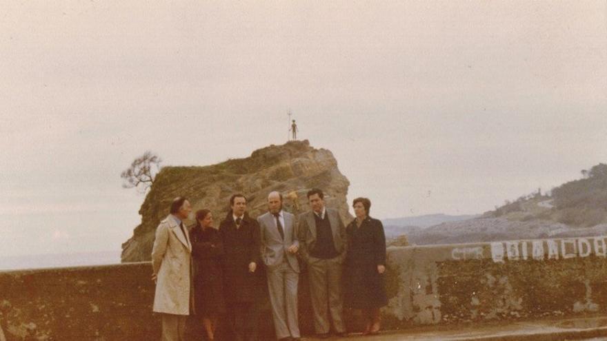 Familia y amigos de Ramón Muriedas abren una petición en Change.org para homenajear al escultor