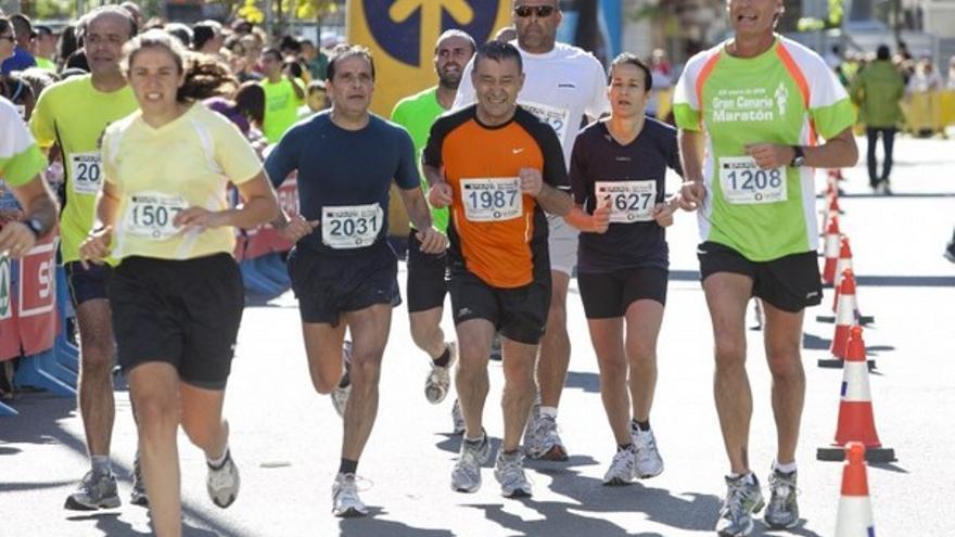 Del Gran Canaria Maratón 2011 #5