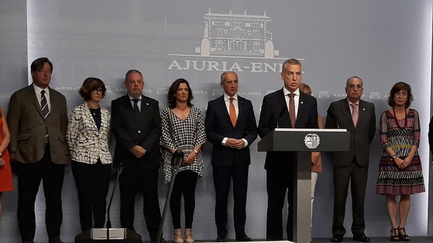 """Gobierno Vasco declara la emergencia climática para una Euskadi neutra en carbono con acciones """"urgentes y ambiciosas"""""""
