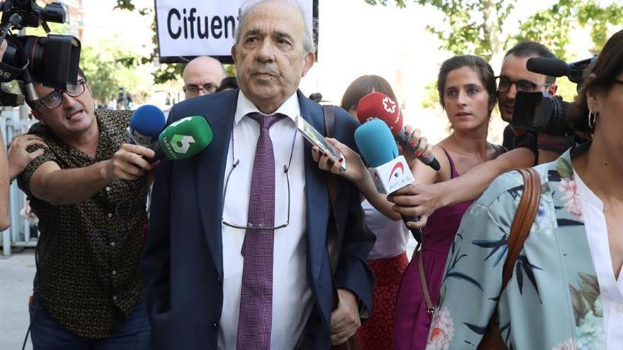 Álvarez Conde comparecerá en la comisión de investigación de universidades